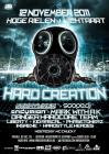 Flyer van Hard Creation