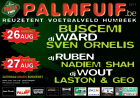 Flyer van Palmfuif
