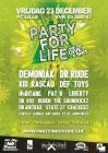 Flyer van DJ Contest