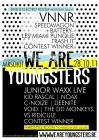 Flyer van We Are Youngsters - tek and hardstyle room
