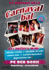 Flyer van Carnavalbal Zevendonk