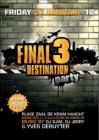 Flyer van Final Destination Party III