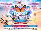 Flyer van Dance Event