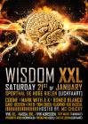 Flyer van Wisdom XXL