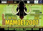Flyer van Mamoet 2007