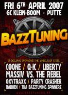Flyer van BazzTuning