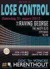 Flyer van Lose Control