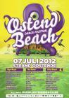 Flyer van Ostend Beach Dance Festival
