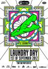 Flyer van Laundry Day: The fifteenth ceremony!