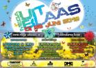 Flyer van Mega Uitblaas TD 2012