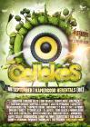 Flyer van Cellekes Festival 2012