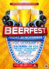 Flyer van Beerfest