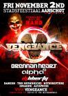 Flyer van Vengeance
