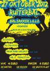 Flyer van Ruiterbal 2012