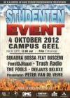 Flyer van StudentEvent