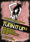 Flyer van Turn it up 3