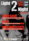 Flyer van Light2Night