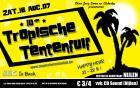 Flyer van Tropische Tentenfuif 10!