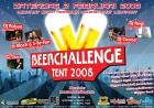 Flyer van Beer Challenge 2008