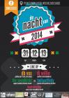 Flyer van De nacht van 2014