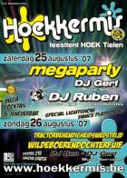 Flyer van Hoekkermis