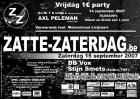 Flyer van 1€ Party