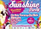 Flyer van Sunshineparty