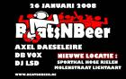Flyer van Beats ´n Beer