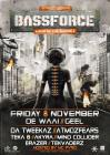 Flyer van Bassforce 2013 'Rise of the Empire'