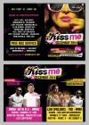 Flyer van KISS ME NYE