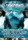 Flyer van Unsenses Birthday Bash - Beyond Imagination