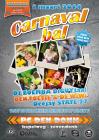 Flyer van Carnavalbal 7Donk