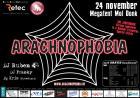 Flyer van Arachnophobia