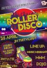 Flyer van Rollerdisco Party