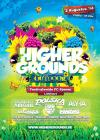 Flyer van Higher Grounds Outdoor