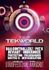 Flyer van Tekworld