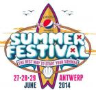 Flyer van Summer Festival 2014 - Day 2