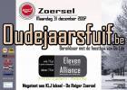 Flyer van Oudejaarsfuif Zoersel