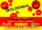 Flyer van Soldenbal