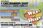 Flyer van Wild at Heart