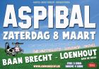 Flyer van Aspibal Brecht