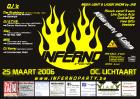Flyer van Inferno 2nd Edition