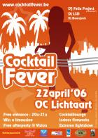 Flyer van Cocktail Fever