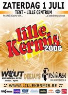 Flyer van Lille Kermis 2006