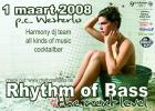 Flyer van Rhythm of Bass  «The Next Level»
