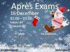 Flyer van Après Exams #11