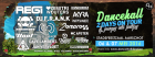 Flyer van Dancehall Diest On Tour Day 2