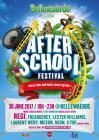 Flyer van After School Festival