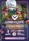 Flyer van Land Of Love
