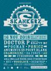 Flyer van Skankerz w/ Doctor P